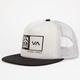 RVCA BJ Penn Tiki Mens Trucker Hat