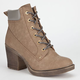DIRTY LAUNDRY Remix Womens Boots