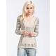 ROXY Mellie Womens Hooded Sweater