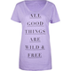 GLAMOUR KILLS All Good Things Womens Tee