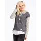 BILLABONG How Lovely Womens Hoodie