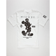 NEFF Disney Collection Mickey Paisley Mens T-Shirt