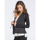 OTHERS FOLLOW Breakup Womens Twill/Fleece Jacket
