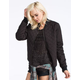 RVCA Mason Womens Quilted Bomber Jacket