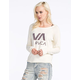 RVCA New Tribe VA Womens Sweatshirt
