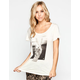 VOLCOM Peace Boy Womens Tee