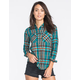 VANS Rabble Womens Flannel Shirt