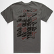 ALPINESTARS Repetitive Mens T-Shirt