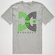 DC SHOES 70's Mens T-Shirt