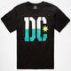 DC SHOES RD Split Stencil Mens T-Shirt