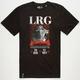 LRG Lion Head Mens T-Shirt