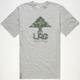 LRG Neon Tree Mens T-Shirt