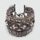 FULL TILT Rhinestone & Mesh Bracelet