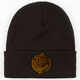 Whatever Smiley Face Beanie