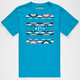 NEFF Geomitribal Boys T-Shirt
