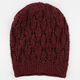 Pointelle Double Layer Beanie