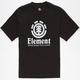 ELEMENT Vertical Boys Reflective T-Shirt