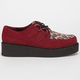 DIVA LOUNGE Credence Womens Creepers