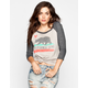 BILLABONG Always Womens Baseball Tee