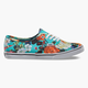 VANS Floral Authentic Lo Pro Womens Shoes