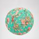 Fabric Round Lantern
