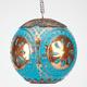 Circular Glass Lantern