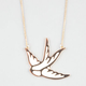 FULL TILT Epoxy Sparrow Necklace