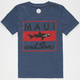 MAUI AND SONS Classic Shark Boys T-Shirt