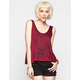FULL TILT Dreamcatcher Womens Tank