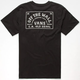 VANS Built Tough Mens T-Shirt