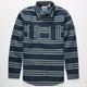 ADIDAS Silas Mens Flannel Shirt