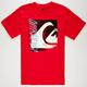 QUIKSILVER Knockout Mens T-Shirt