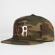 DOPE 24K Camo Mens Snapback Hat