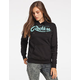 YOUNG & RECKLESS Big R Script Womens Hoodie