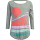 ROXY Geo Wave Girls Tee