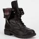 SODA Oralee Girls Boots