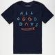 KATIN It's All Good Mens T-Shirt