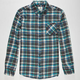 RUSTY Sheoak Mens Shirt