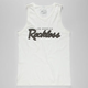 YOUNG & RECKLESS OG Reckless Mens Reflective Tank
