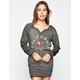 FULL TILT California Womens Burnout Womens Sweatshirt