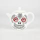Sugar Skull Teapot