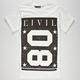 CIVIL Team Civil Mens T-Shirt