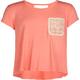 FULL TILT Hachi Knit Bar Back Girls Pocket Tee