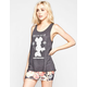 NEFF Disney Collection Minnie Stand Up Womens Tank