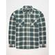 RVCA Bends Mens Flannel Shirt