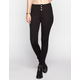 ALMOST FAMOUS Ponte Knit Highwaisted Skinny Pants