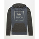 RVCA All The Way Mens Lightweight Hoodie