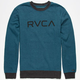 RVCA Specks Mens Sweatshirt