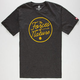 ELEMENT Cursive Mens T-Shirt