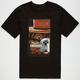 CALI'S FINEST Smokey Poster Mens T-Shirt